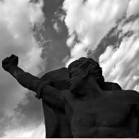 Prometheus, Pere Lachaise, 1994