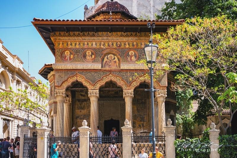 Old Greek Orthodox Church, Bucharest