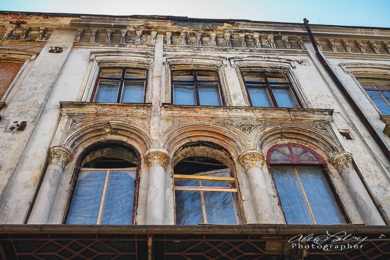 Old city, Bucharest