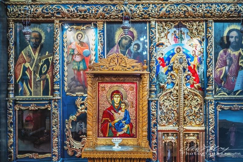 Monastery where Vlad is buried, Bucharest