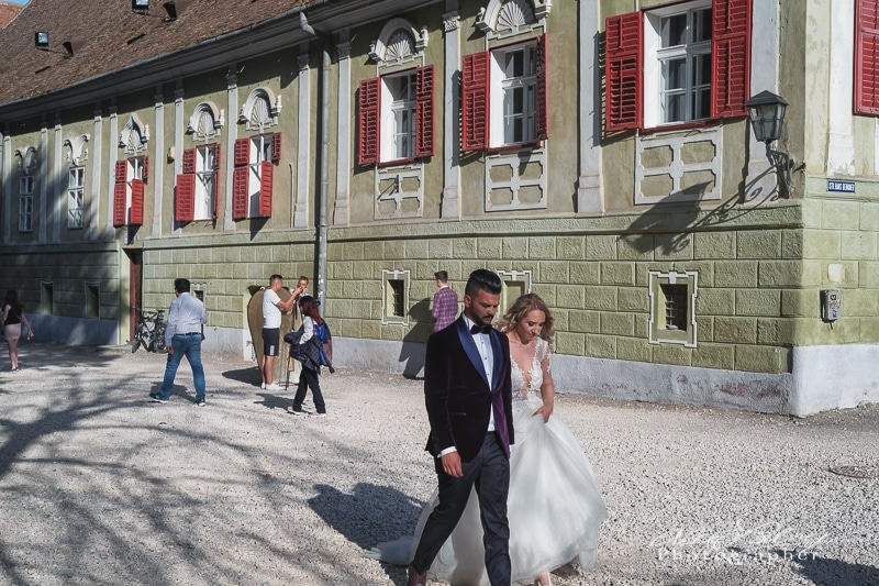 Newlyweds, Brasov