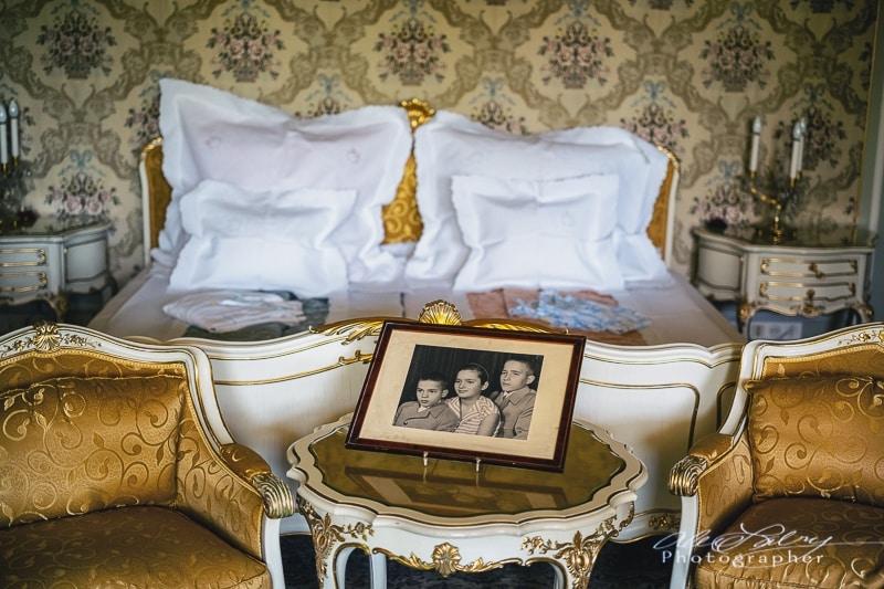 Bedroom,  Ceaușescu mansion, Bucharest