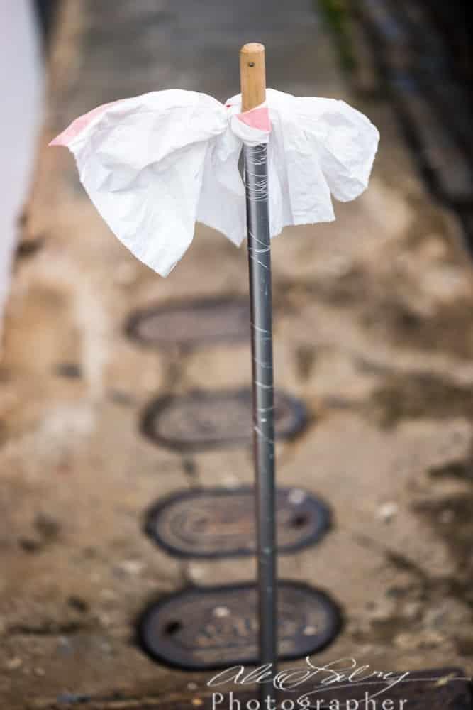 Water Meter Marker