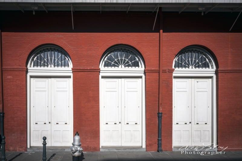 French Quarter, New Orleans, 2017